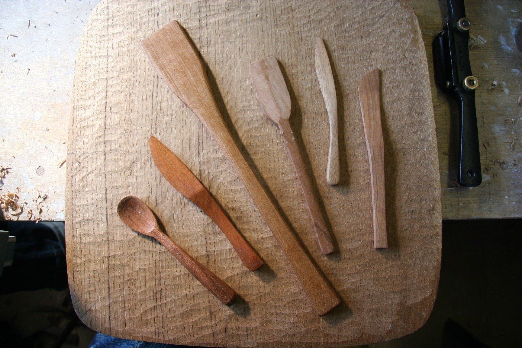 木べら作り